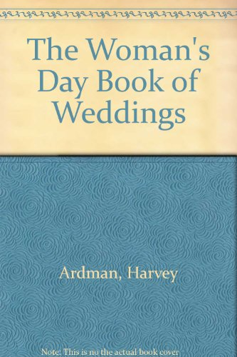 9780025027602: The Woman's Day Book of Weddings