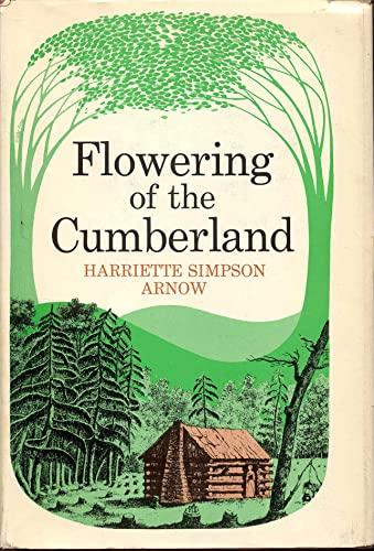 9780025033900: Flowering of the Cumberland