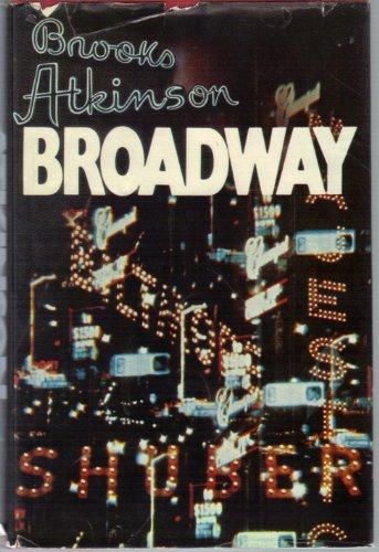 9780025041806: Title: Broadway
