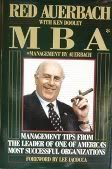 9780025044814: MBA: Management by Red Auerbach: Management Tips from the Leader of One of America's Most Successful Organizations