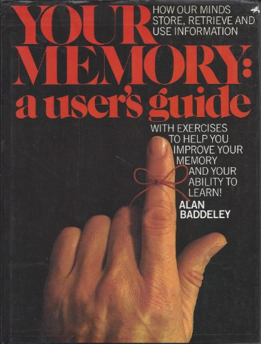 9780025046603: Your Memory: A User's Guide