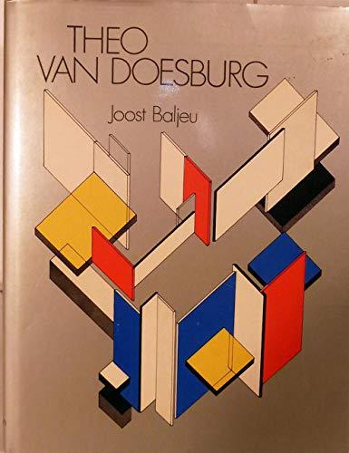 9780025064409: Theo van Doesburg