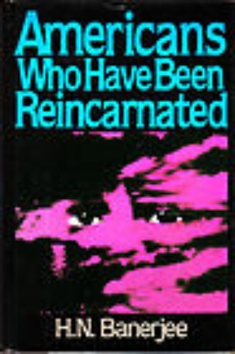 9780025067400: AMERICANS WHO HAVE BEEN REINCARNATED