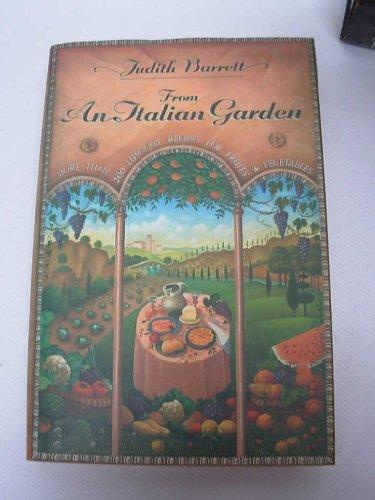9780025074057: From an Italian Garden