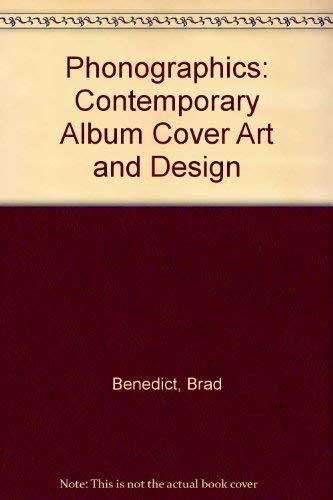 9780025075702: Phonographics: Contemporary Album Cover Art and Design