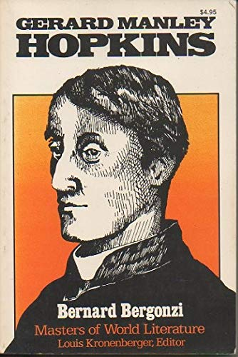 9780025099500: Gerard Manley Hopkins (Masters of world literature series)