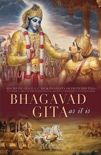 Bhagavad-gita: Bhagavad-gita as it is