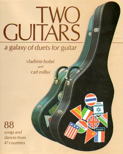 9780025119802: Two Guitars: A Galaxy of Duets for Guitar