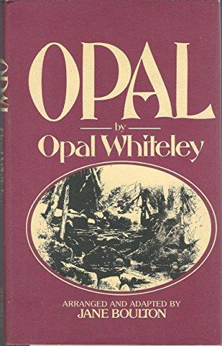 Opal: Boulton, Jane, arranged