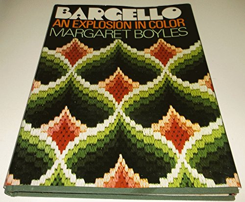 9780025143203: Bargello: An Explosion in Color