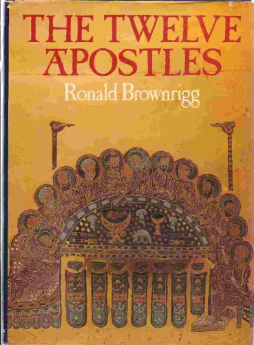 The Twelve Apostles.: Brownrigg, Ronald.