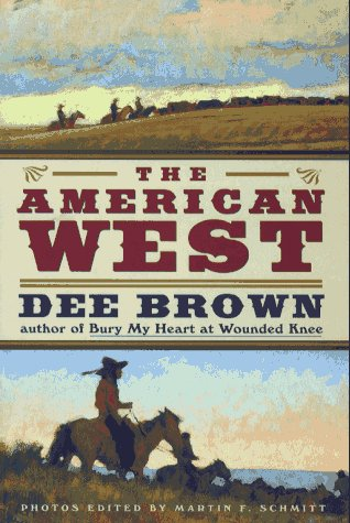 9780025174214: The American West