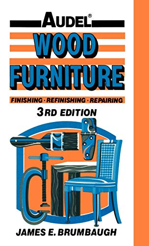 9780025178717: Wood Furniture: Finishing, Refinishing, Repairing