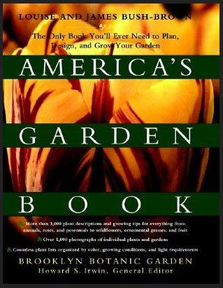 9780025179714: America's Garden Book