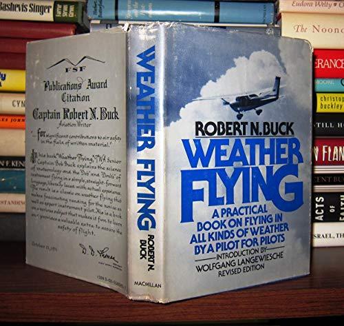 9780025180208: Weather Flying