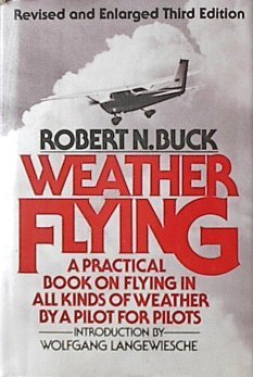 9780025180215: Weather Flying