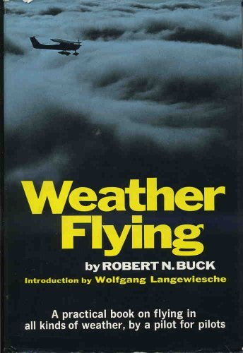9780025180505: Weather Flying