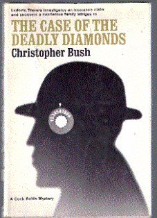 9780025192805: The Case of the Deadly Diamonds
