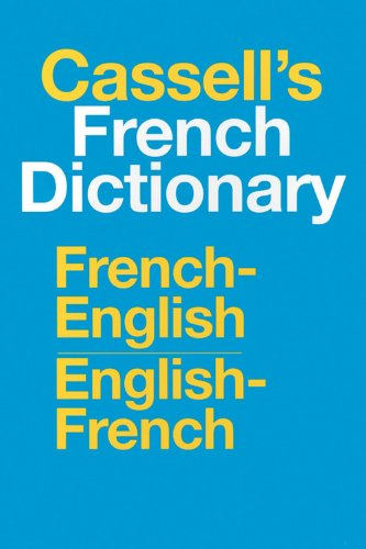 Cassells French Dictionary French English English French 9780025226203 Thumb-indexed edition A hundred years of experience in dictionary publishing lies behind this edition of the famous Cassell's French Dic