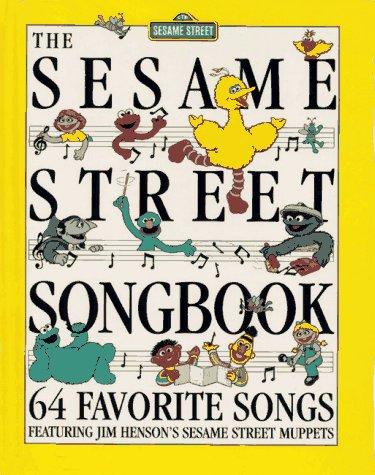 9780025251410: The Sesame Street Songbook: 64 Favorite Songs