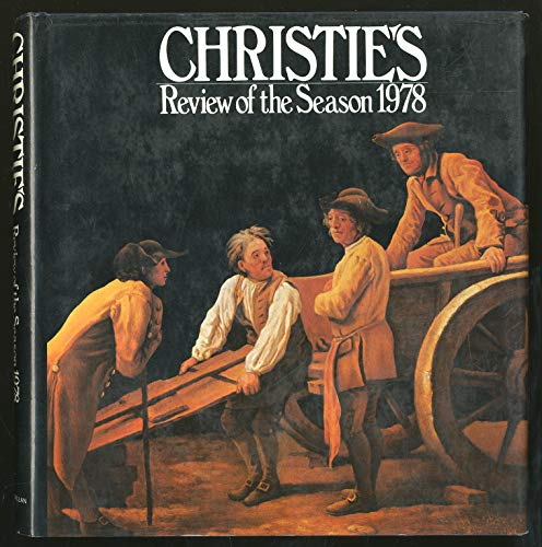 9780025252707: Christie's Review of the Season 1979