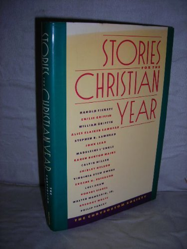 9780025254305: Stories for the Christian Year