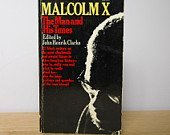 Malcolm X: The Man and His Times: Macmillan Pub Co