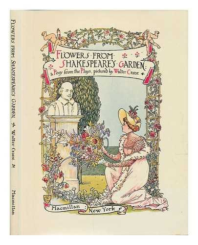 Flowers from Shakespeare's garden: A posy from: Crane, Walter