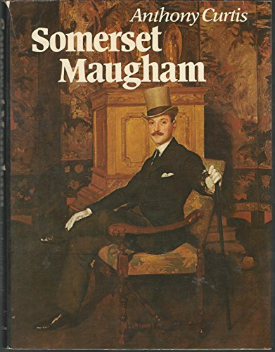 9780025292802: Somerset Maugham / Anthony Curtis