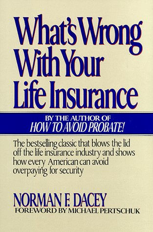 9780025293502: What's Wrong With Your Life Insurance