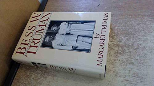 9780025294707: Bess W Truman