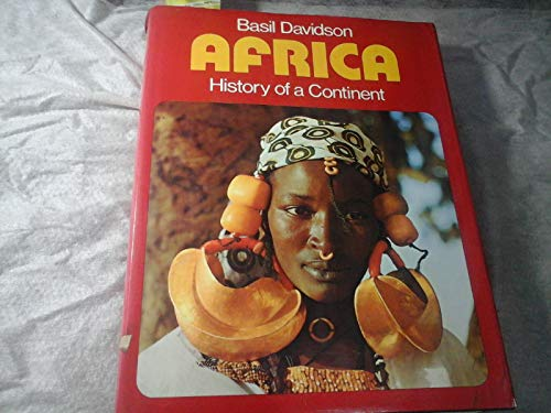 9780025296701: Africa: History of a Continent