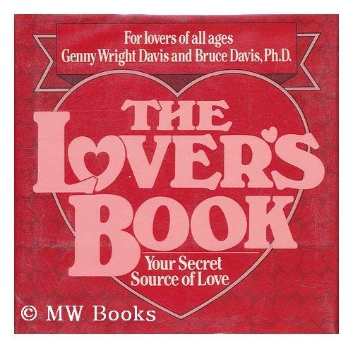 9780025298606: Lover's Book