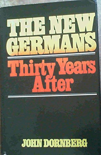 9780025321700: The new Germans: Thirty years after