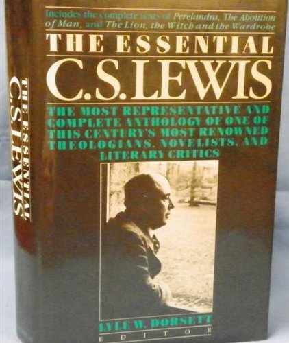 9780025322301: The Essential C. S. Lewis