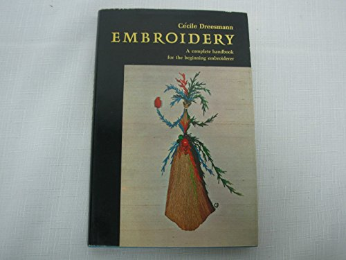 9780025334700: Embroidery.