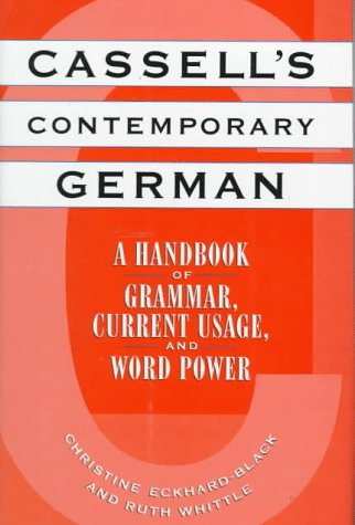 9780025349049: Cassell's Contemporary German: A Handbook of Grammar, Current Usage, and Word Power