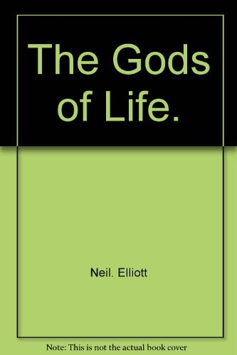 9780025352001: The gods of life