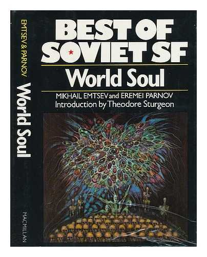 9780025360204: World Soul: Best of Soviet SF