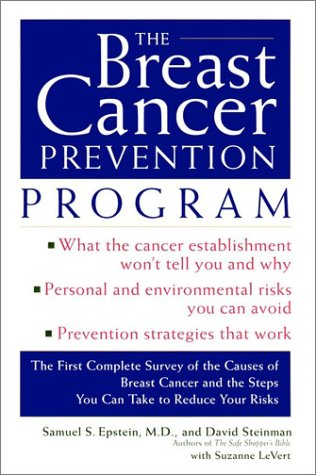 9780025361928: The Breast Cancer Prevention Program