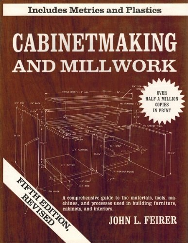 9780025373556: Cabinetmaking and Millwork