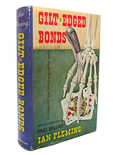 9780025389403: Gilt Edged Bonds (Casino Royale / From Russia, with Love / Doctor Who)