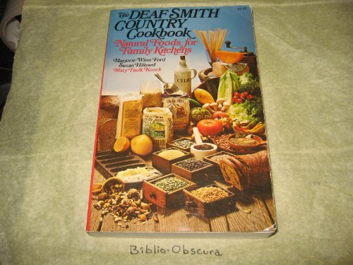 9780025396104: The Deaf Smith Country Cookbook