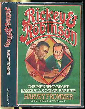 9780025416802: Rickey and Robinson