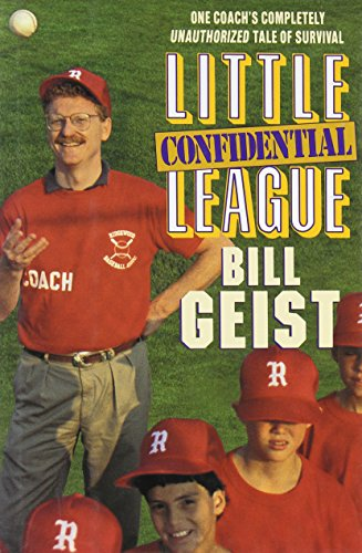 9780025429215: Little League Confidential: One Coach's Completely Unauthorized Tale of Survival
