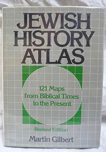 9780025432604: Jewish History Atlas