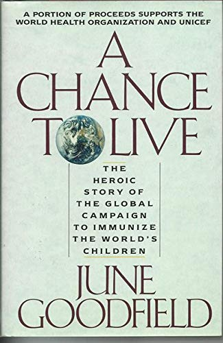 9780025446557: A Chance to Live