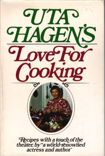 9780025473805: Love for cooking
