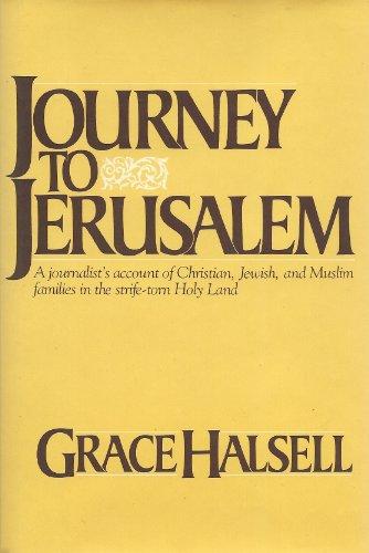 9780025475908: Journey to Jerusalem