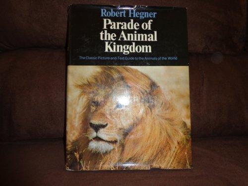 9780025506602: Parade of the Animal Kingdom